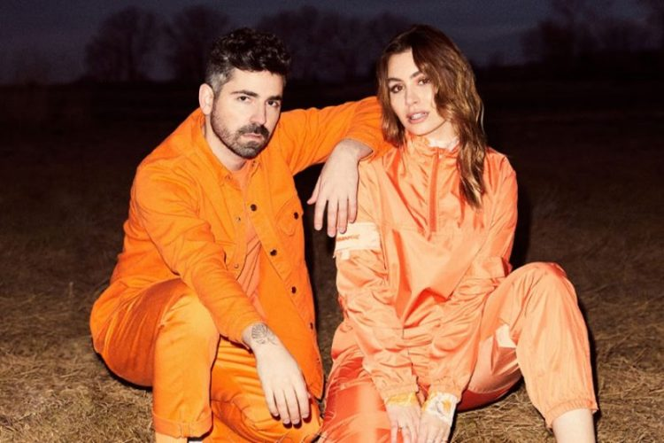 Felix Cartal and Sophie Simmons release song 'Mine'