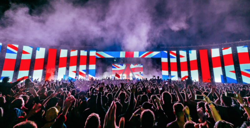 Creamfields Brings Calvin Harris Back Out to Play