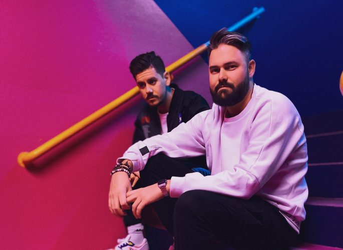 Interview with London-based electronic/alt-R&B/Hip-hop duo E L E V N S
