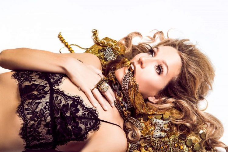 MUST WATCH: EULENE Brings Out Lyric Video For Her Second Single 'Megalomaniac'