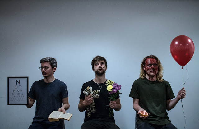Cambridge-based alt-indie band Goldblume share new video for 'We All Know Why and Who'