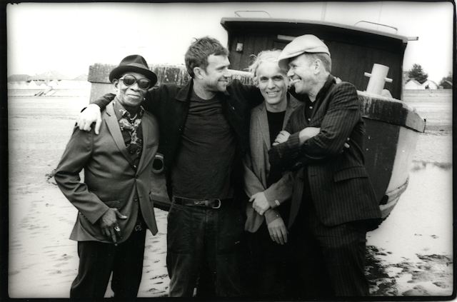 """Damon Albarn's indie powerhouse The Good, The Bad & The Queen reveal tour dates, and share creepy new video for """"Gun To The Head"""""""