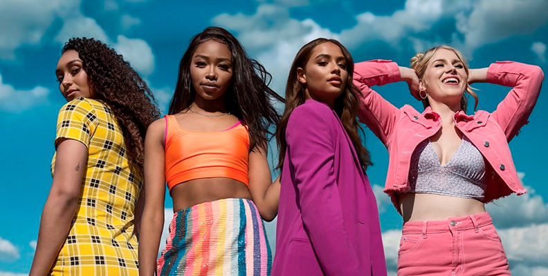 UK band 'unperfect' release colourful single and video in one go