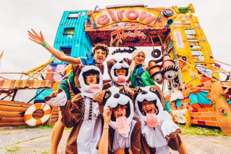 elrow Town Festival Makes Scottish Debut With Biggest Show To Date