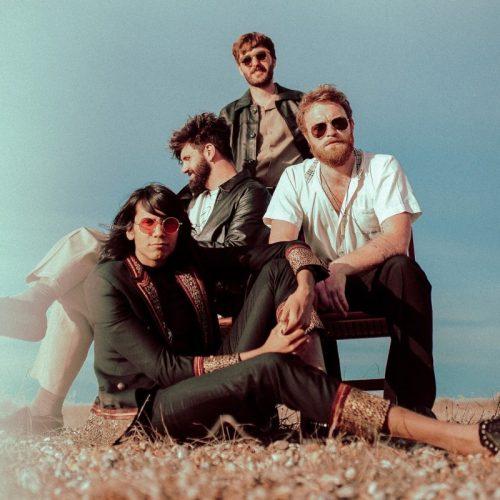 Band Phantom Isle release surreal music video
