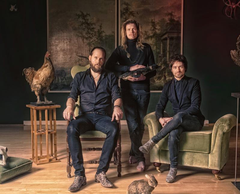 Melodic rock band Certain Animals announce debut album