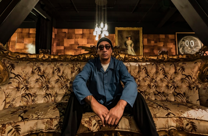 Soul musician Dallas Tamaira share relatable music video, 'Spider'